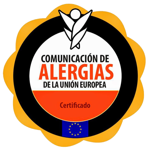 Certificado Alergias